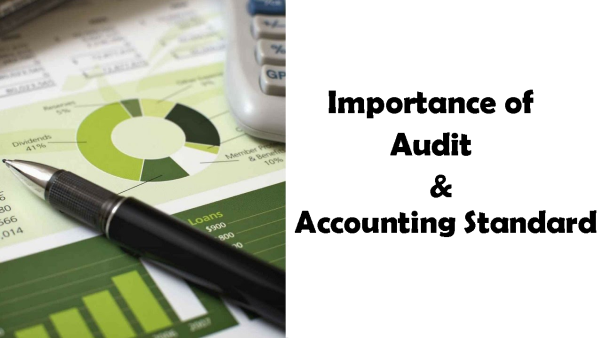 Importance of Audit and Accounting Standard